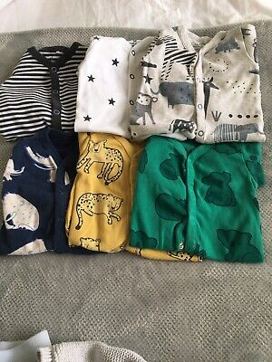 Next Baby Boys Bundle Up To 1 Month