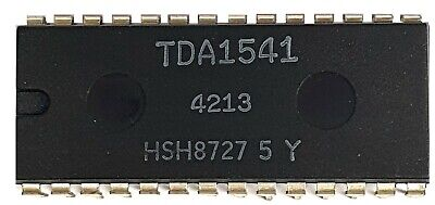 TDA1541 R1 - PHILIPS Audio DAC (Digital Analogue Converter) New Old Stock