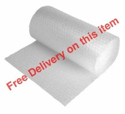 LARGE BUBBLE WRAP ROLLS - CHOOSE WIDTH (300mm, 500mm, 750mm) (LARGE BUBBLES)