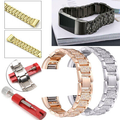 For Fitbit Charge 2 Watch Band Wrist Strap Link Pin Repair Remover Adjuster tool