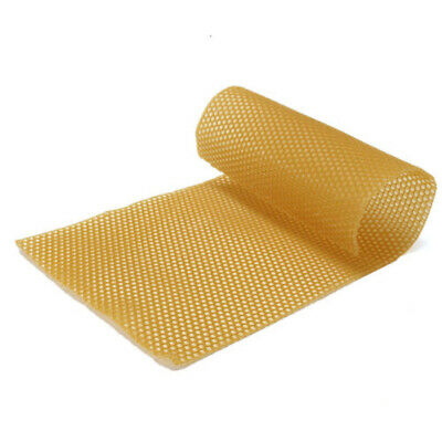Tools Honeycomb Beeswax Foundation Hive Equipment 195*415mm 2018 New Hot Sale