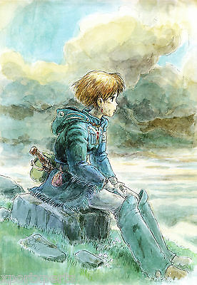 Nausicaa Of The Valley Of The Wind Matte Poster Print - Buy 2 Get 1 Free