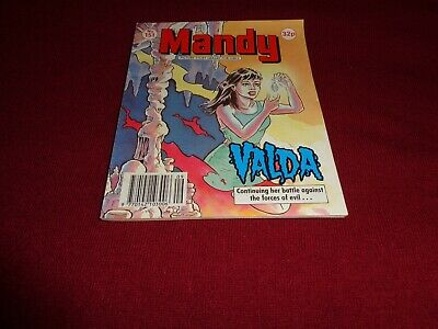 RARE MANDY PICTURE STORY LIBRARY BOOK from the 1990's: never read! ex cond!!