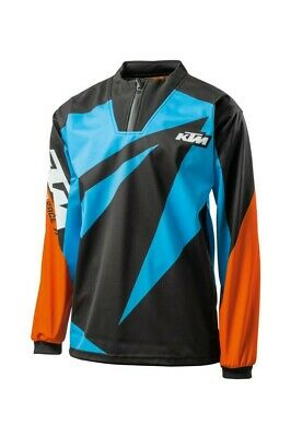KTM Racetech Breathable Motorcycle Water Resistant Shirt 2019 New RRP £61.20!!