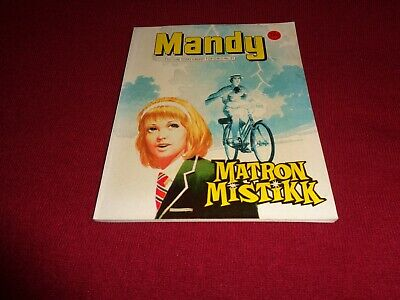 EARLY MANDY PICTURE STORY LIBRARY BOOK from the 1970's: never read! ex cond!!