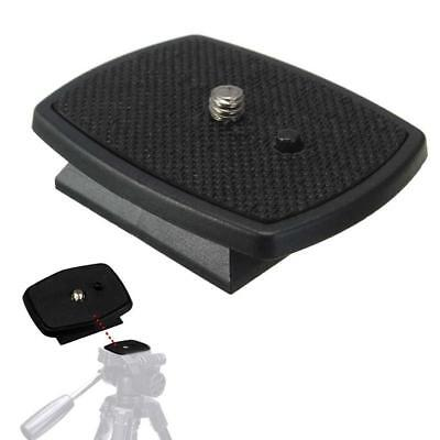 Tripod Quick Release Plate Screw Adapter Mount Head For DSLR SLR Digital Camera