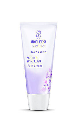Weleda Baby Derma Wite Mallow Face Cream 50ml