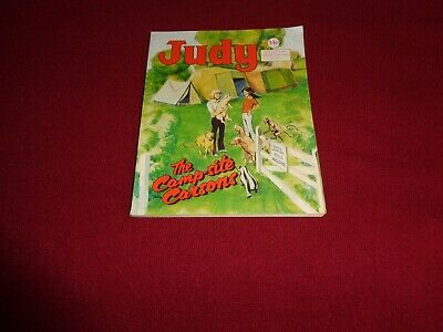JUDY PICTURE STORY LIBRARY BOOK from the 1980's: never been read: ex condit!