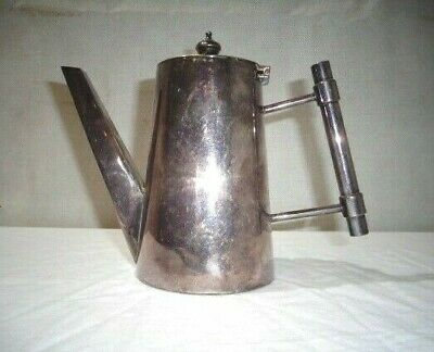 Antique Epns Dr. Christopher Dresser Style Water Jug Aesthetic Movement Victoria