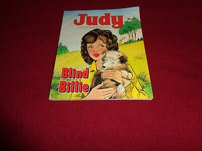 RARE JUDY PICTURE STORY LIBRARY BOOK from 1980's: never been read: ex condit!