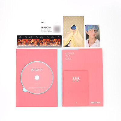 [BTS]6th mini Album-MAP OF THE SOUL:PERSONA/Boy with Luv/Ver.3/Album+V pc