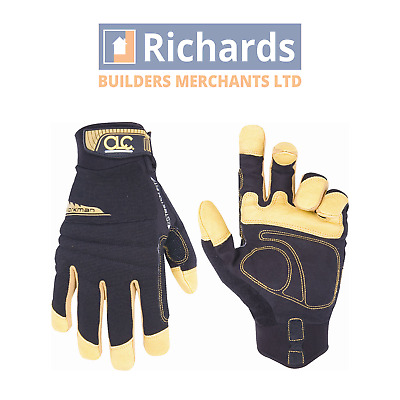 Kunys CLC 133 Flex Grip Workman Gloves | Large