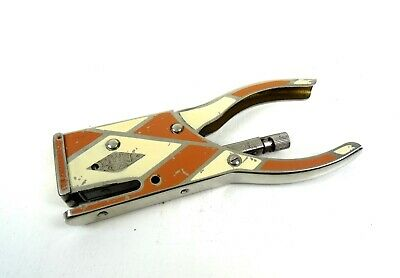 Rare Original German Bauhaus Suprematism Enamel Stapler Office Art Deco 1930