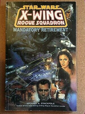 Star Wars: X-Wing Rogue Squadron: Mandatory Retirement (Graphic Novel)