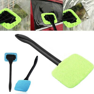 Microfiber Windshield Cleaning Brushes Fast Easy Handy Washable Cleaning Tools