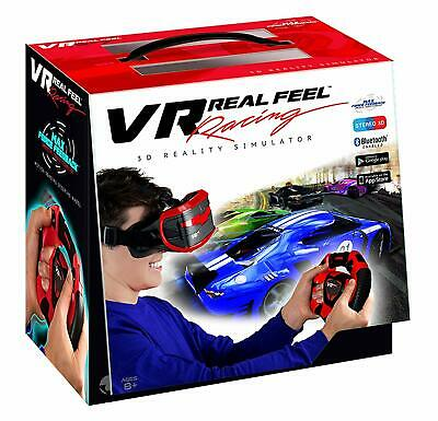 SEHR GUT: VR Entertainment Real Feel Virtual Reality Car Racing Gaming System