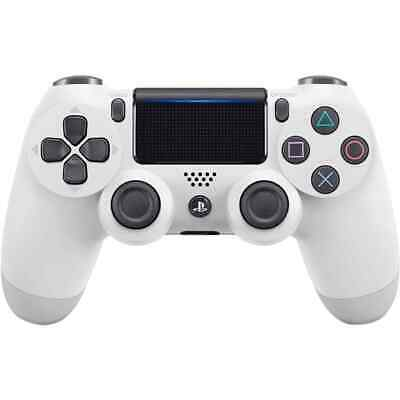 Sony Playstation Glacier White Controller - Official Dualshock PS4 Controller