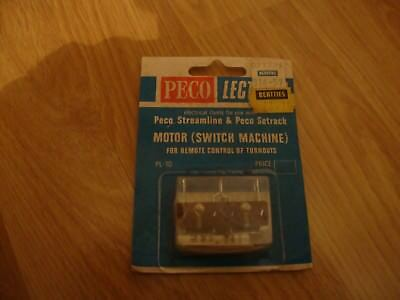 L98 PECO PL-10 - Motor (Switch Machine) for remote control of turnouts