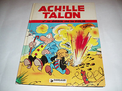 Achille TALON et le  grain de folie ; 1978 ; Edition Originale