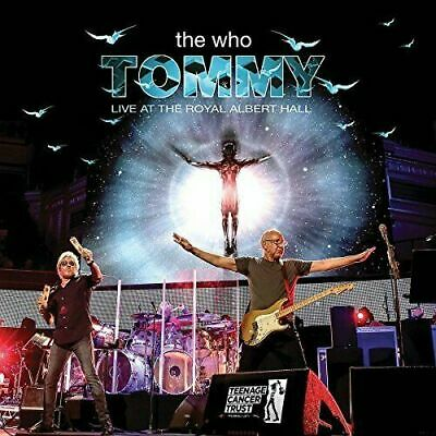The Who - Tommy - Live At The Royal Albert Hall  2 CD NE OVP