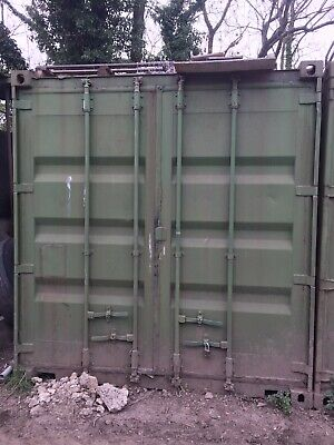 20ft shipping container storage container Site Contanier Great Condition