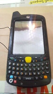 Motorola MC65 MC659B PDA, Barcode Scanner, With battery