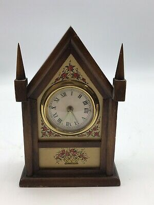 Antique Wooden Sand Clock 48min Hourglass Timer Germany With Original Cover 6743 Orders Are Welcome. Clocks Decorative Arts
