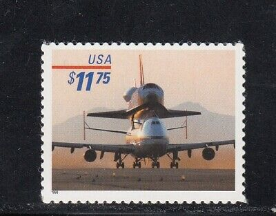 Space Shuttle Piggyback Express Mail Stamp, Scott #3262, MNH