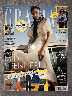 Grazia Magazine - 22nd April 2019