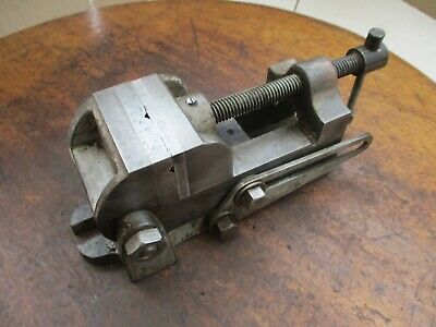 Tilting Engineers Vice with 62mm Jaws