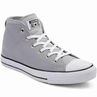 Athletic Sneakers Street Gray Converse Top Syde Mid Leather Kids EH2eIDWY9