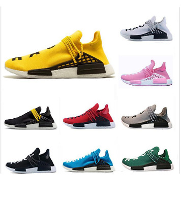 70584215a Nmd Human Race Running Shoes Men Women Pharrell Williams Trail Sport Sneaker