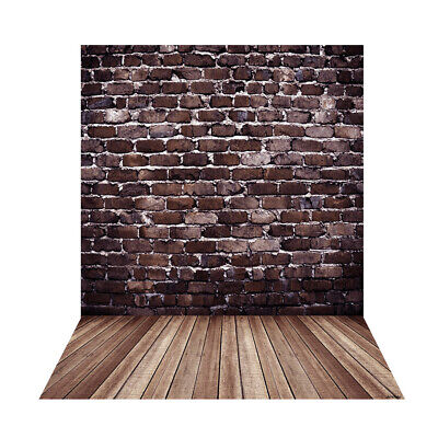 Andoer 1.5*2m Big Photography Background Backdrop Classic Fashion Wood W3D3