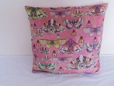 Designers Guild Velvet Calaggio-Peony Cushion Cover  10 Size available with trim