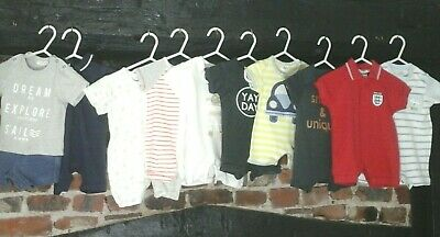 Baby Boys Clothes Bundle Newborn first Size Summer items Next & more