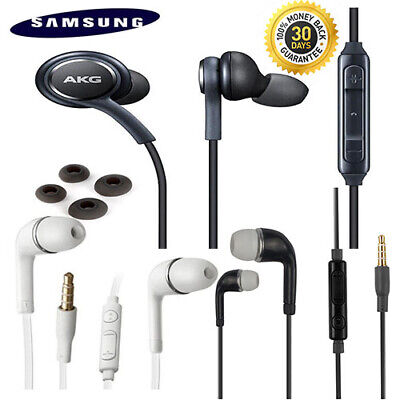 OEM Original Samsung Galaxy S6 S7 Edge S8 S9 + Note 8 Headset Earphone Earbud