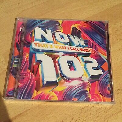 Now Thats What I Call Music 102 2xCD