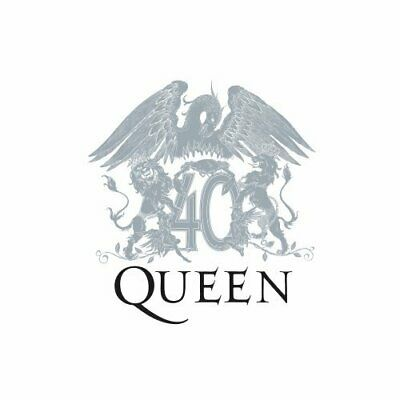 Queen - 40 Limited Edition Collectors CD Box set