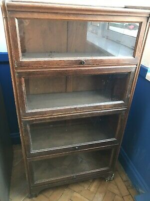 Vintage 'Barristers Bookcase'