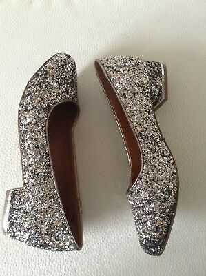 River Island Girls Heels Party Shoes Size 4