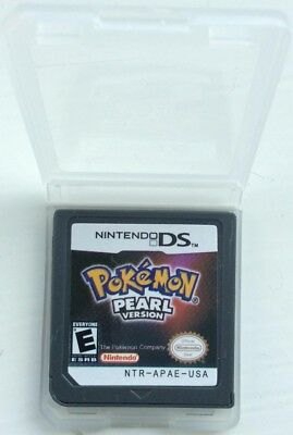 Pokemon: Pearl Version (Nintendo DS, 2007)