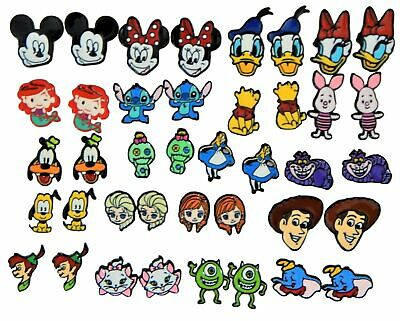 Disney Character Themed Earrings Jewelry Sets - Large Selection - Brand NEW