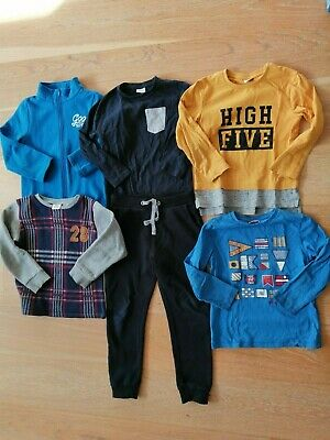 Boy Clothes Bundle – 6 years – T-shirts/ Jumpers/ Joggers…