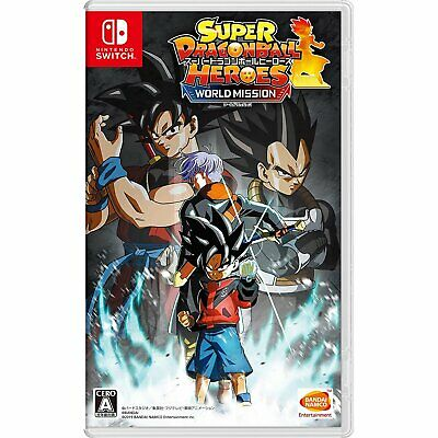 Super Dragon Ball Heroes World Mission - Day1 Edition - Nintendo Switch
