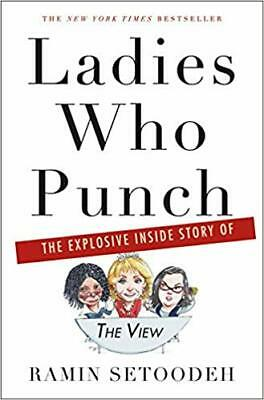 "Ladies Who Punch: The Explosive Inside Story of ""The View (PDF-KINDLE-EPUB)"