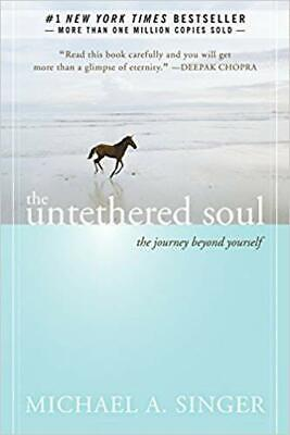 The Untethered Soul: The Journey Beyond Yourself (PDF-KINDLE-EPUB)