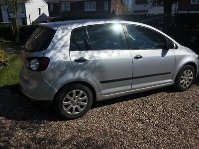 2005 Volkswagen Golf plus 1.9 tdi se 105bhp