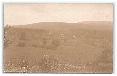 Postcard from Estate Sale in Limerick, Maine Land/Farm/Hills  A46