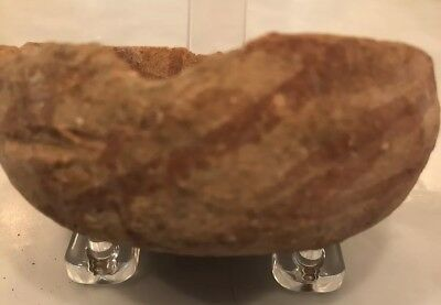Early Bronze Age Northern Culture Painted Terracotta Drinking Cup 3000 BC wiCOA
