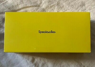 Spectacles 2 (Veronica) Water Resistant Video Sunglasses Made for Snapchat, NIB